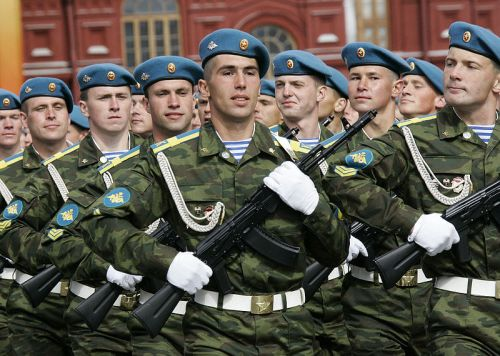 Russian Paratroopers 2005