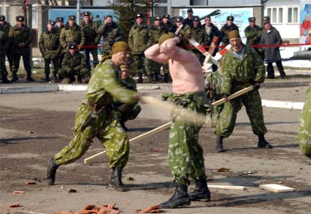 Spetsnaz Soldiers